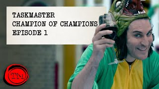 Taskmaster Champion of Champions - Episode 1