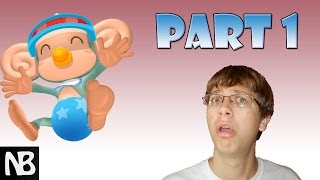 Super Monkey Ball  Deluxe Frustration!! Part 1