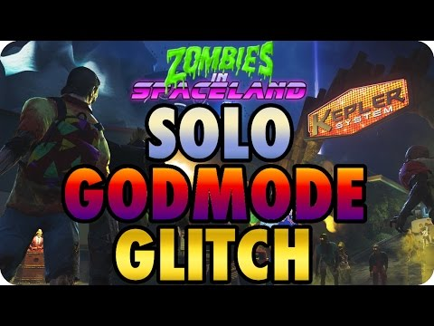Zombies In Spaceland Glitches: New Solo GodMode Glitch - Infinite Warfare