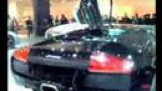 Lamborghini Murcielago LP640  Versace 2006 Videos