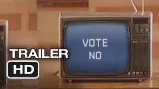 Video No Official Trailer #1 (2013) - Gael García Bernal Movie HD download MP3, 3GP, MP4, WEBM, AVI, FLV Maret 2018