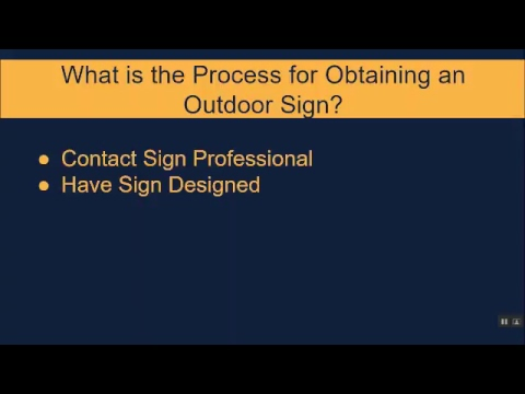 Why are outdoor building signs so important for your business?