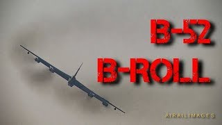 B-52H Action