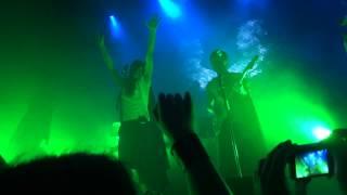 Caligola - Angel Ice / Hapokalypse live in Hamburg
