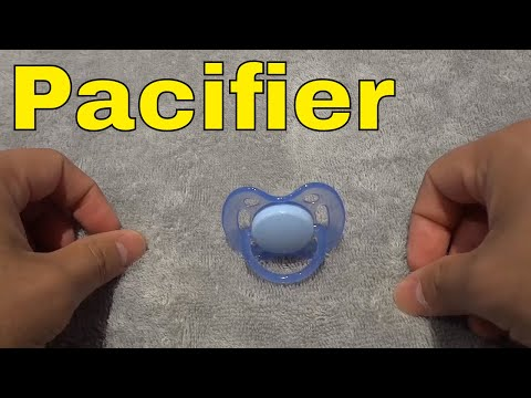 Avent Free Flow Baby Pacifier Review (0-6 Months)