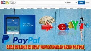 Cara Belanja Online Menggunakan Akun Paypal
