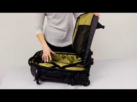5bfd0a7b17 LauraExplains - Victorinox Vx Touring 2-in-1 Carry-On - YouTube