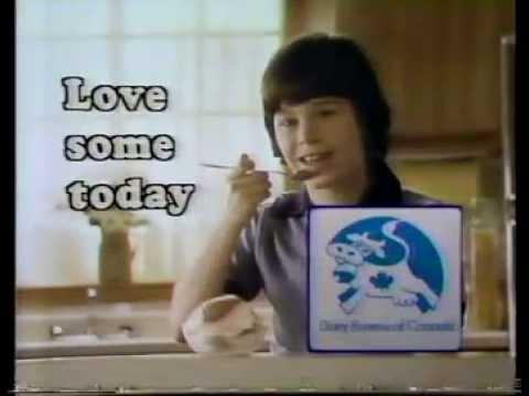 Dairy Bureau of Canada Ice Cream Ad (1983)