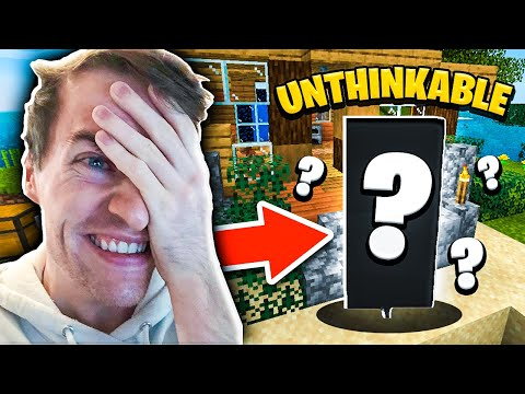 I DID THE UNTHINKABLE IN MINECRAFT | Episode 5