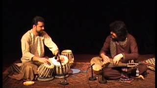 Humayun Sakhi and Siar Hashimi in Marseille Part 1