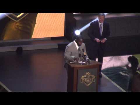 TJ Yeldon Jacksonville Jaguars NFL Draft