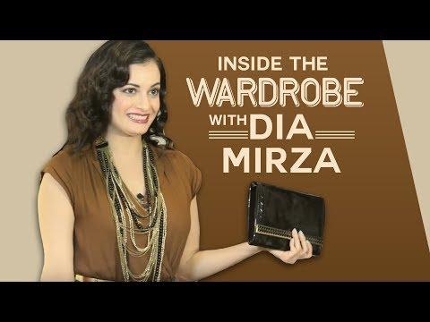Inside the wardrobe with Dia Mirza - One dress 5 ways | S01E05 | Pinkvilla | Bollywood | Fashion
