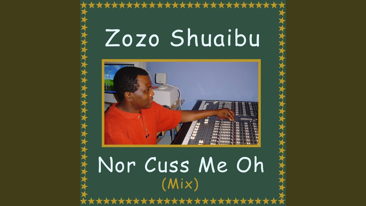 Download Nor Cuss Me Oh (Mix)