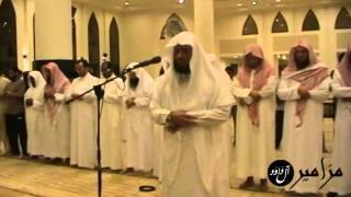 سورة الفرقان - صابر عبد الحكم - صلاة الخسوف 13/7/1432هـ