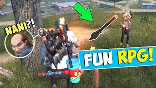 """""""Super Laughtrip na RPG Game!"""" (ROS Duo Squad Gameplay)"""