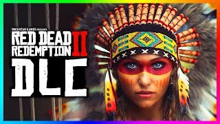 Red Dead Redemption 2 Story Mode DLC - NEW LEAKS! Jack Marston, Arthur In Blackwater, Mexico & MORE!