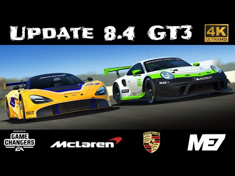 Update 8.4 - Real Racing 3 *4K*