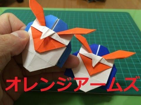 簡単 折り紙 折り紙 仮面ライダー : youtube.com