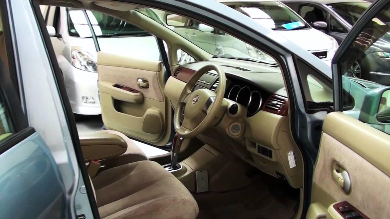 Nissan Tiida Latio 15m 1 5l