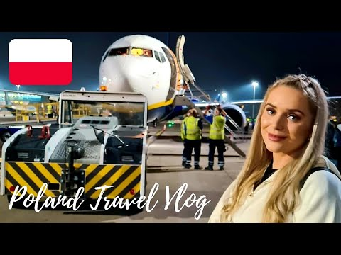 Poland Travel Vlog | Flights, Car Hire, Accommodation And More!