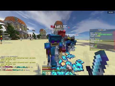 Download Minecraft: Gladiador ComCraft, Sem skill pt 1