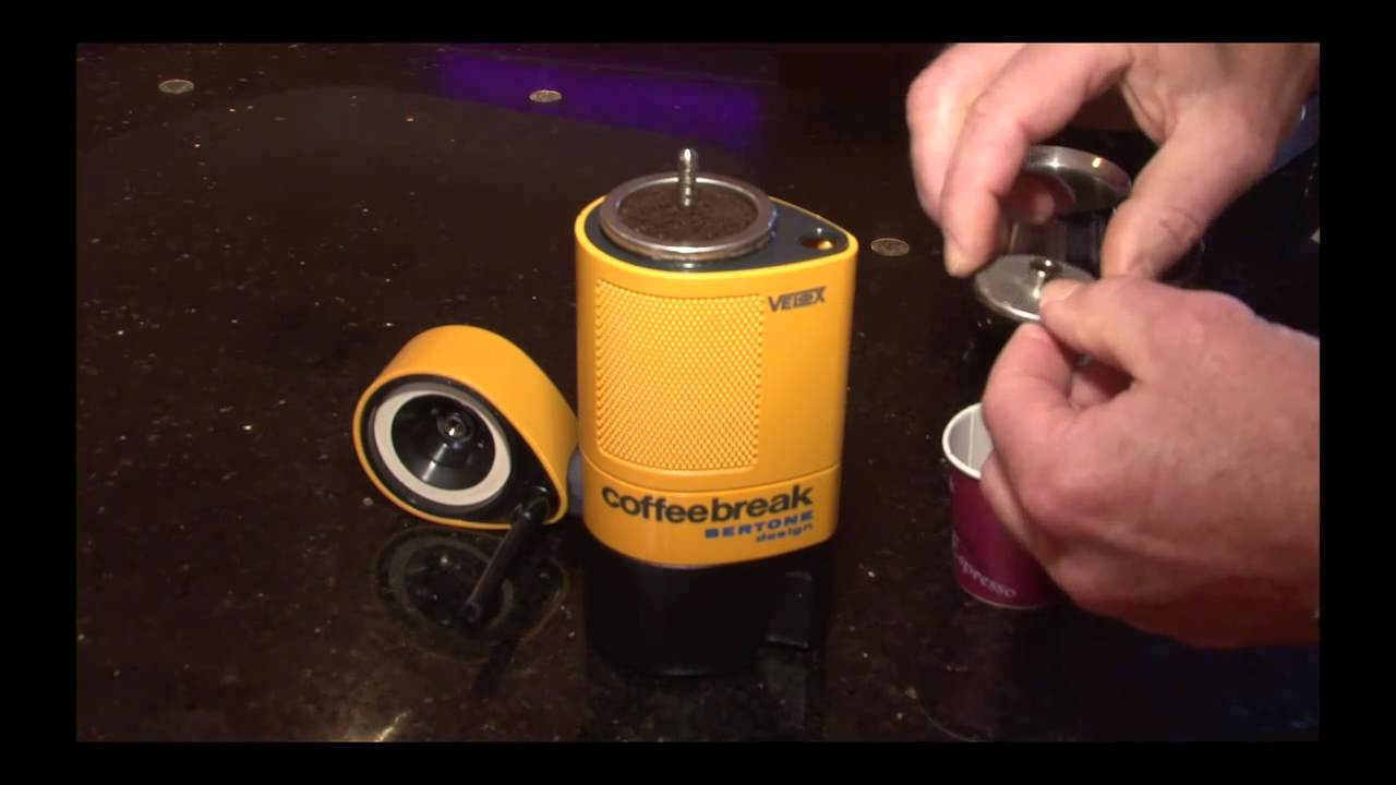 Velox 12 Volt Coffee Espresso Maker from Javaxotic Gourmet Coffee - YouTube