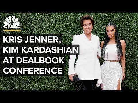 Kris Jenner and Kim Kardashian West speak at NYT DealBook Conference – 11/6/2019