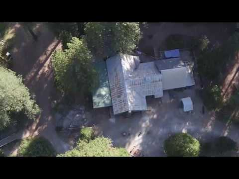 Camp Hi-Sierra Dining Hall Construction