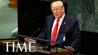 President Trump Speaks On National Security & Humanitarian Crisis On Southern Border | TIME