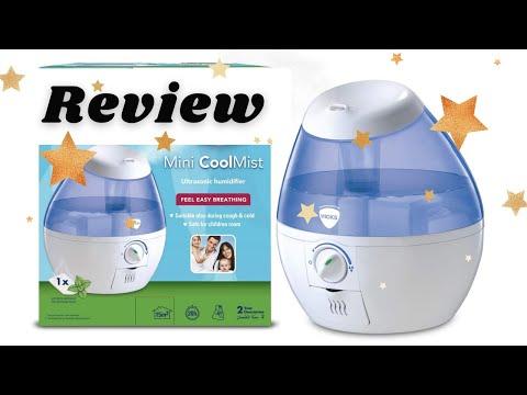 Vicks Mini Cool Mist Ultrasonic Humidifier Review Amazon