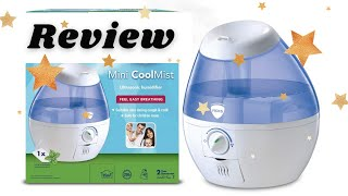 Vicks Mini Cool Mist Ultrasonic Humidifier Review | Amazon