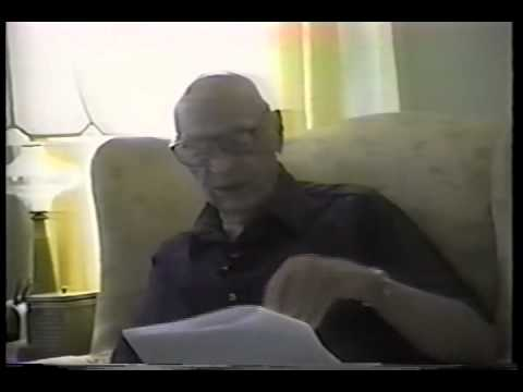 357th Fighter Group Bill Overstreet Interview part2.avi