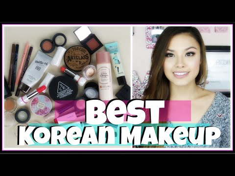 Part 1: Best & Favorite Korean Makeup Products Of 2015 ♥ The Beauty Breakdown