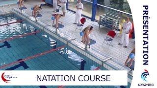 Natation course FFN: Présentation - PASS'COMPÉTITION