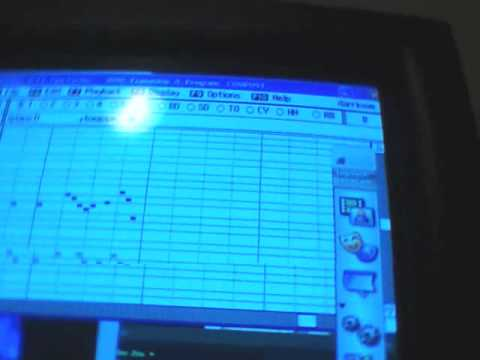 Video To George Sanger: Music Software I Use