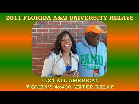 2011 FAMU RELAYS GRAND MARSHALS & VOGEL NEWSOME BRINGING CHANGE