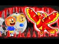 Lion Family 🐦 Journey to the Center of the Earth #36. Phoenix | Cartoon for Kids
