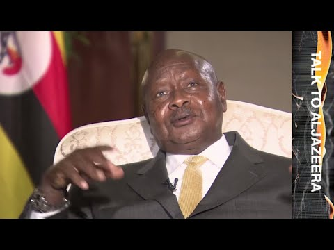 Talk to Al Jazeera - Yoweri Museveni: A five times-elected d