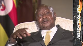 🇺🇬 Yoweri Museveni: A five time-elected dictator? | Talk to Al Jazeera