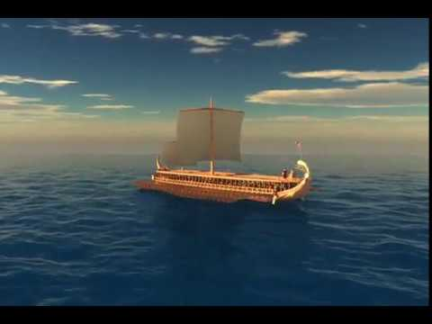 Ancient Greek Trireme