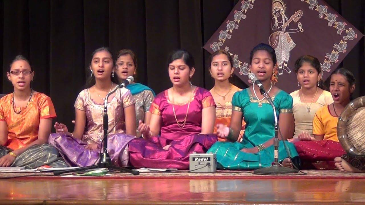 Sony Carnatic Music - Lambodara Lakumikara - YouTube