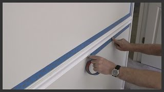 How To Use Painter's Tape