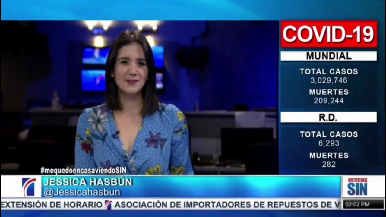 Transmisión en vivo #PrimeraEmisiónSIN 27/04/2020
