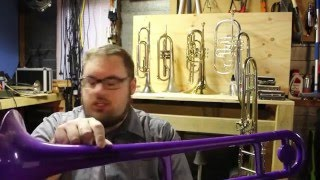The Plastic Trombone - Review and Comparison