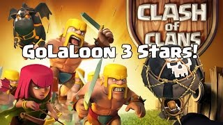 GoLaLoon - THE BOT SPECIAL! - Win # 93 CLANIMALS WAR HIGHLIGHTS CLASH OF CLANS