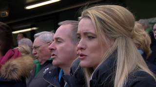 Anthems - Ireland vs Wales [Six Nations Rd3 2018]