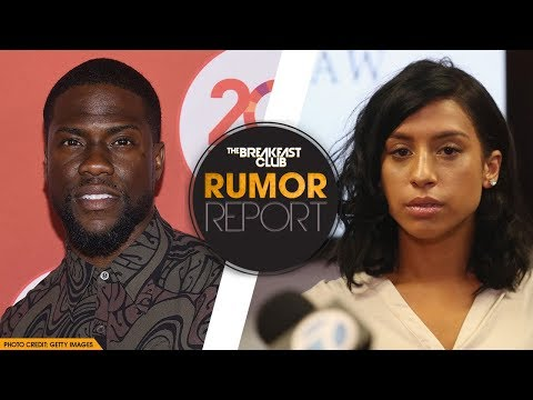 Kevin Hart's Accuser Claimed She Didn't Know He Was Married