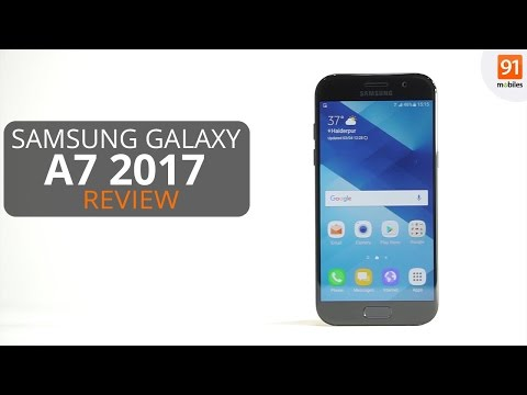 Samsung Galaxy A7 (2017) review | better than the OnePlus 3T?