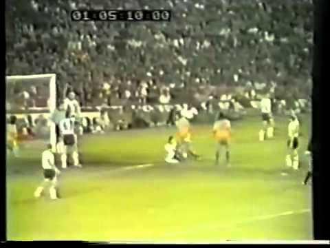 1977 Friendly Match - Brazil vs W.Germany