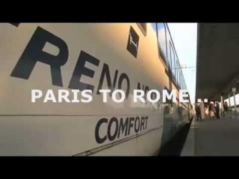 VIITRUMP TRAVEL FROM PARIS TO ROME...